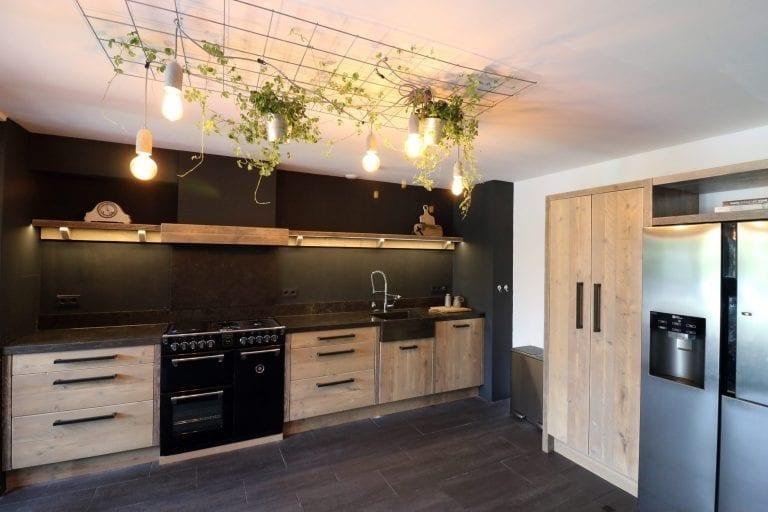 Exclusieve keuken | Steigerhout | Etten-Leur