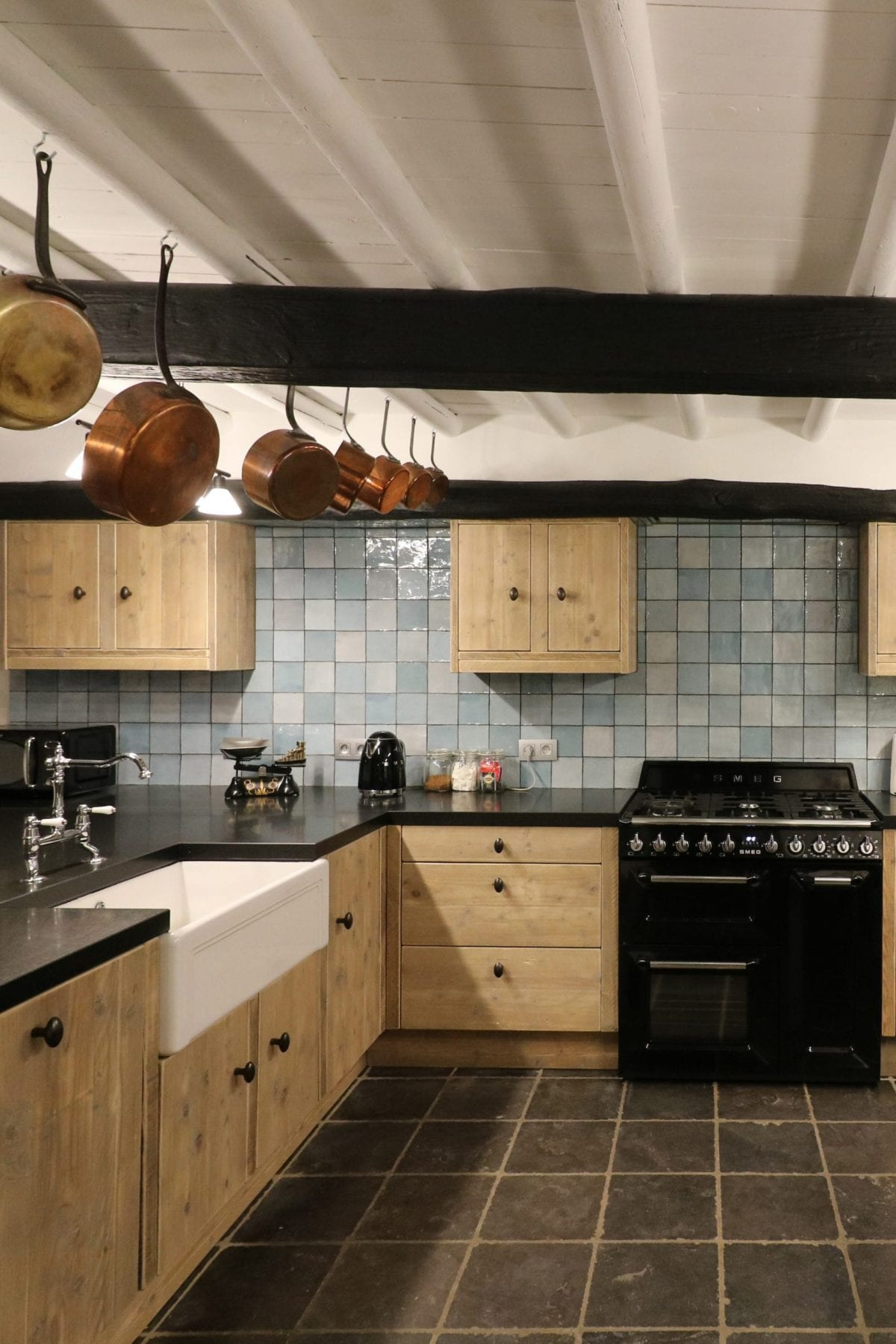 vintage keuken | maatwerk | Esgrado