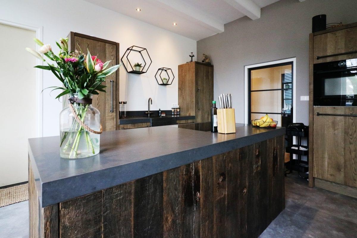Maatwerk keukenblok | Heerjansdam | Esgrado