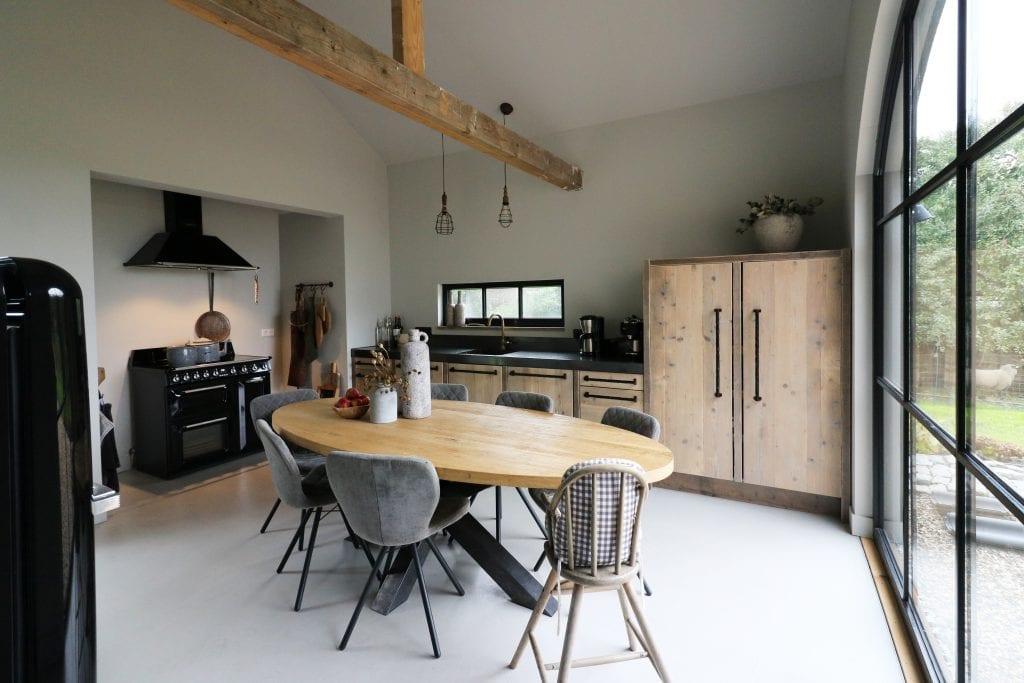 Keuken Oud Alblas Zuid Holland