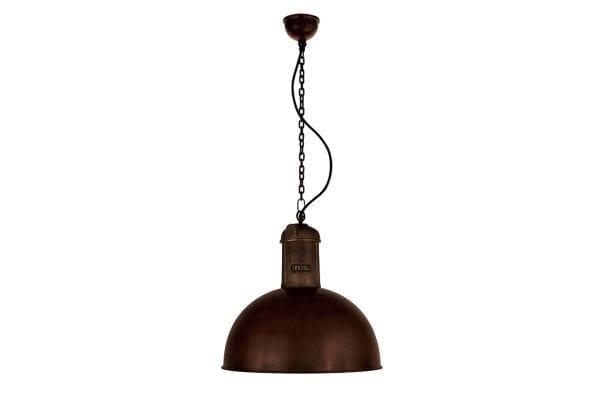 Frezoli hanglamp Soll Bruin patina | Esgrado Webshop