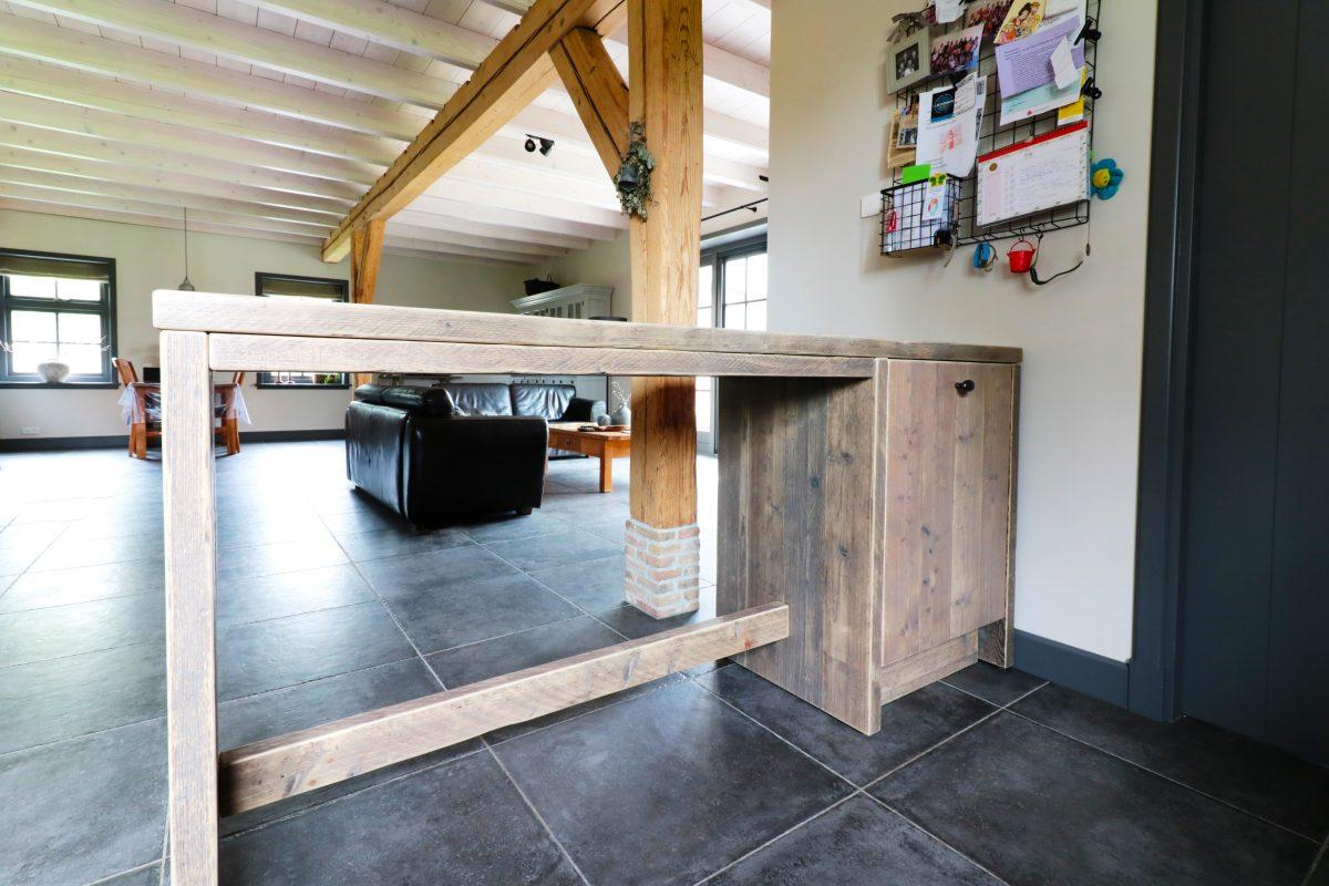 Open keuken landelijke stijl Hei- en Boeicop | Esgrado