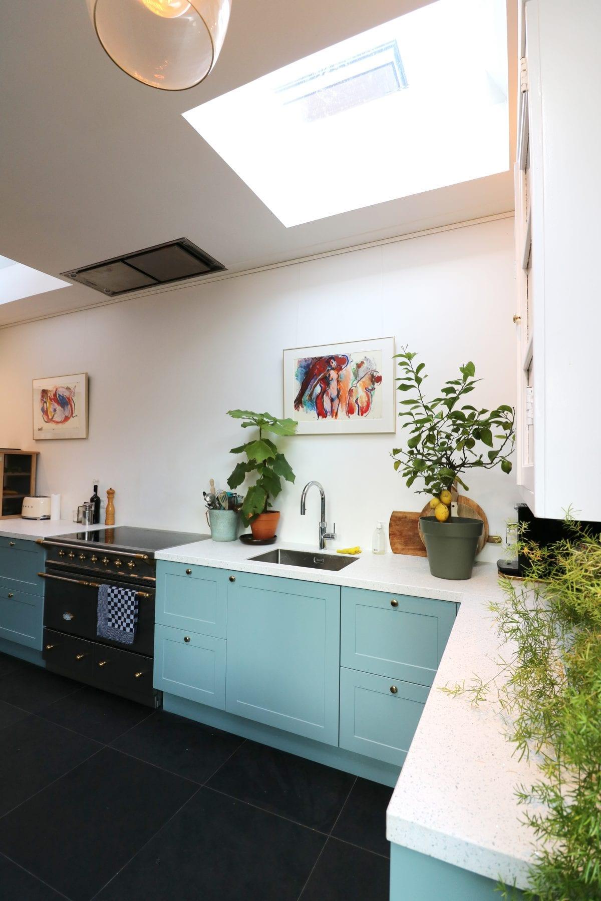 Maatwerk Engelse keuken | Leiden