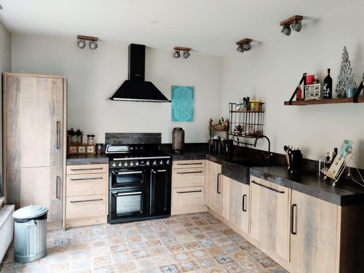 Keuken Steigerhout | Den Haag